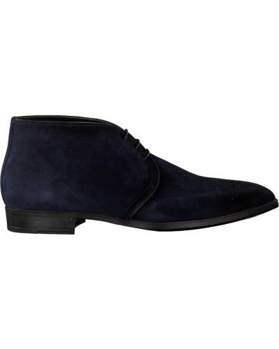 Giorgio Herren Blaue Giorgio Business Schuhe He50213 Empfehlen Günstig Online Großer Verkauf EijE5