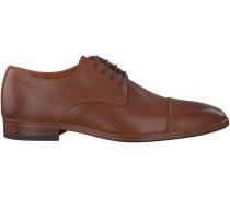 Cognac Van Lier Business Schuhe 3484