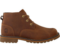 Timberland Ankle Boots Larchmont Wp Chukka Med Cognac Herren