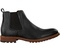 Schwarze Omoda Chelsea Boots MMOUTINHO637