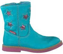 Blaue Shoesme Kurzstiefel SI6W057