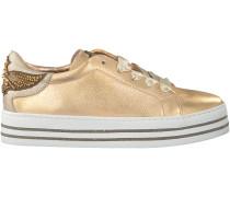 Goldene Maripé Sneaker 26055