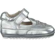 Silberne Shoesme Babyschuhe BP7S004