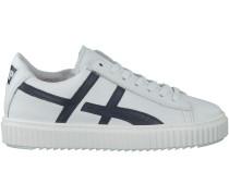 Weisse Hip Sneaker H1041
