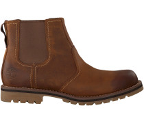 Braune Timberland Chelsea Boots LARCHMONT CHELSEA