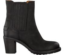 Schwarze Shabbies Stiefel 183020031