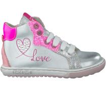 Silberne Shoesme Sneaker EF7S020