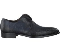Blaue Greve Business Schuhe 4122