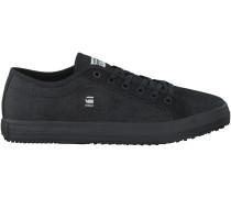 Schwarze G-Star Sneaker KENDO MONO