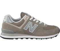 Graue New Balance Sneaker ML574 MEN