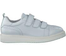 Weisse Bronx Sneaker 65827