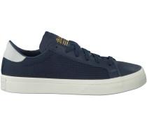 Blaue Adidas Sneaker COURT VANTAGE DAMES