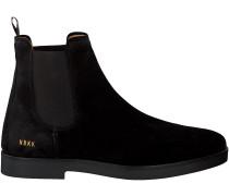 Schwarze Nubikk Chelsea Boots LOGAN CHELSEA