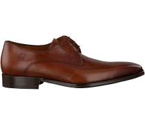 Cognac Van Bommel Business Schuhe VAN BOMMEL 14248