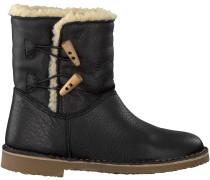Schwarze Omoda Stiefel 8129C0