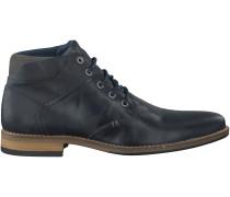 Blaue Omoda Business Schuhe 773K54654F