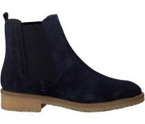 Blaue Omoda Chelsea Boots 2160