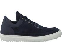 Blaue PS Poelman Sneaker PG4563POE2