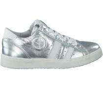 Silberne Hip Sneaker H1190
