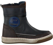 Blaue Kanjers Ankle Boots 5244RP