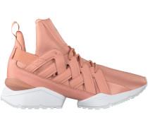 Rosa Puma Sneaker MUSE ECHO SATIN WMN