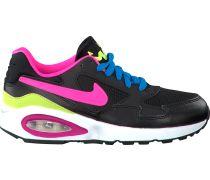 Schwarze Nike Sneaker AIR MAX ST
