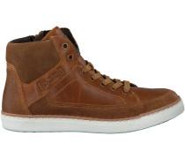 Cognac Bullboxer Sneaker AGM517E6L