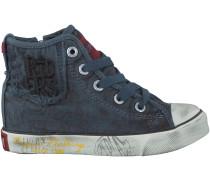 Blaue Replay Sneaker KING GEORGE