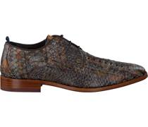 Business Schuhe Greg Snake Fantasy Merhfarbig/Bunt Herren