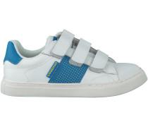 Weiße Vingino Sneaker SOHO VELCRO