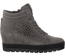 Graue Gabor Boots 675
