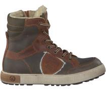 Braune Vingino Boots STEF