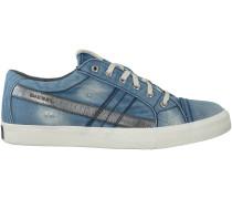 Blaue Diesel Sneaker D-STRING LOW W