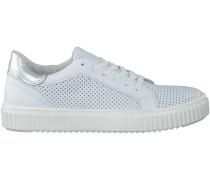 Weiße Kanjers Sneaker 4341