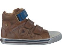 Camelfarbene Braqeez Sneaker 416851