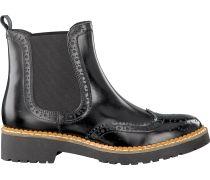 Schwarze Omoda Chelsea Boots 051.910