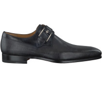 Schwarze Magnanni Business Schuhe 18739