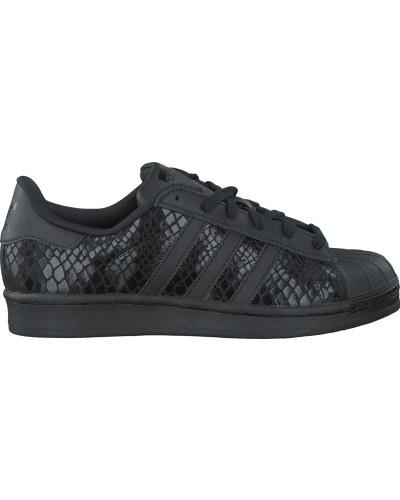 adidas damen schwarze adidas sneaker superstar w reduziert. Black Bedroom Furniture Sets. Home Design Ideas