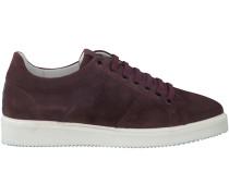 Rote Nubikk Sneaker NOAH LACE