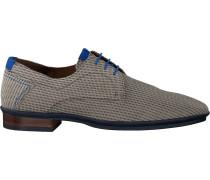 Floris Van Bommel Business Schuhe 18441 Beige Herren
