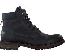 New Zealand Auckland Ankle Boots Newea High Tmb M Blau Herren