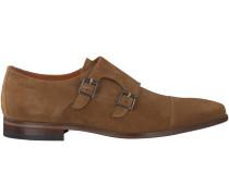 Cognac Van Lier Business Schuhe 6006