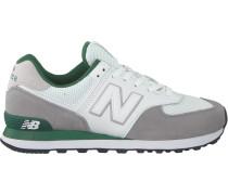 Graue New Balance Sneaker Ml574