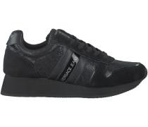 Schwarze Versace Jeans Sneaker 75336