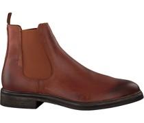 Goosecraft Chelsea Boots Chet Chelsea Cognac Herren