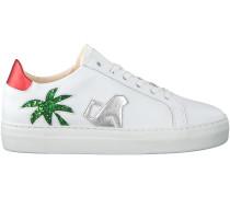 Weiße Nubikk Sneaker JOLIE JUNGLE