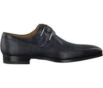 Blaue Magnanni Business Schuhe 18739