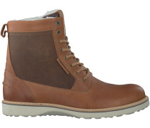 Cognac Bjorn Borg Boots MILAN GR HIGH FUR