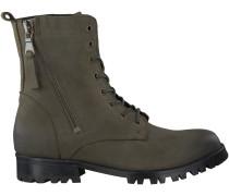 Grüne Omoda Boots R13114