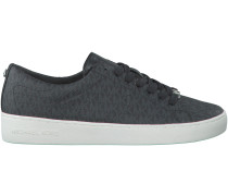Schwarze Michael Kors Sneaker KEATON LACE UP